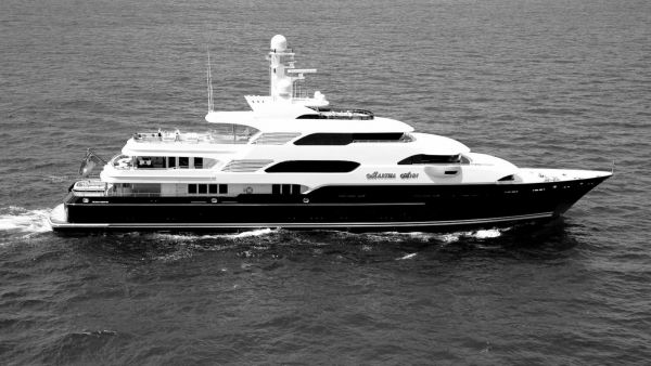 A LUXURY YACHT WITH NO LIMITS ,70.2m Build in 2008