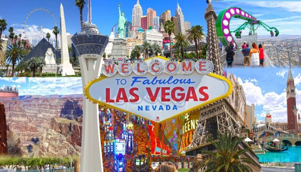 Las Vegas Nevada – 700+ apartments, combination of