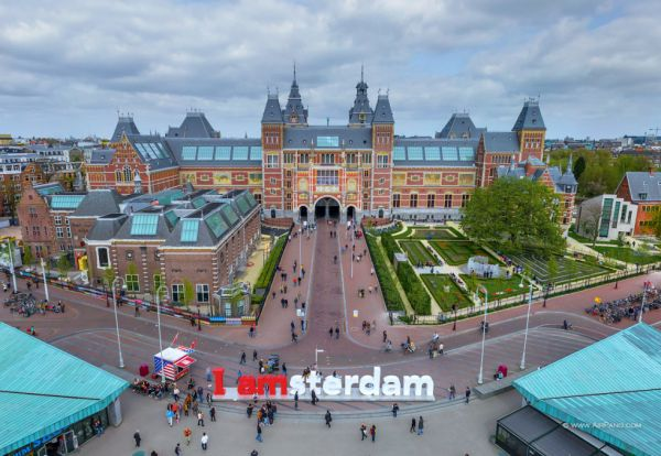 Big hotel over 300 keys 3 in amsterdam with lease for Hotel centrali ad amsterdam
