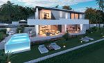 Marbella on the New Golden Mile luxury villas rede