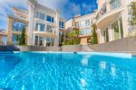 Top Apartments French style beach–front residence