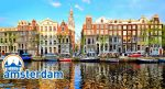 Great 4*Hotel Amsterdam 250+ Rooms with Restaurant
