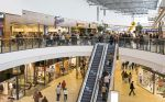 Germany Shopping center yield 7.2%, Total area of